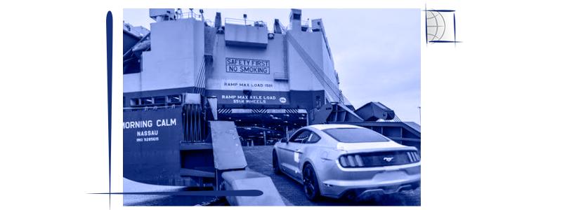 importação de carros usados